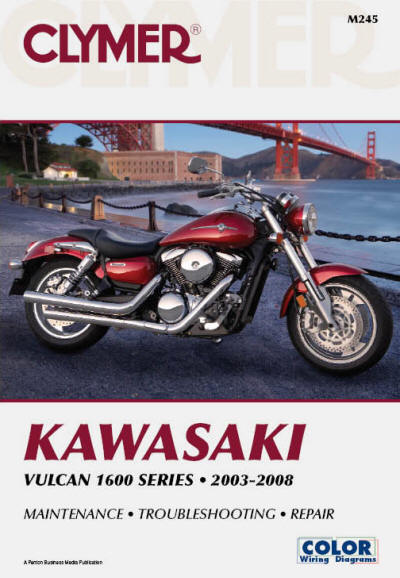 2003 2008 kawasaki vulcan vn 1600 classic mean streak. Black Bedroom Furniture Sets. Home Design Ideas
