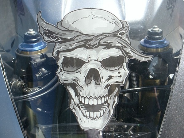 Graphics For Skull Motorcycle Decals Graphics Wwwgraphicsbuzzcom - Decal graphics for motorcycles